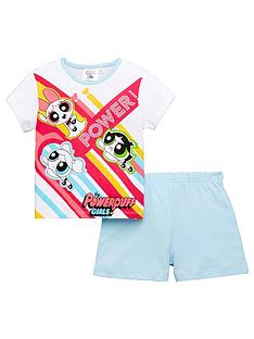 character-powerpuff-girls-shorty-pyjamas