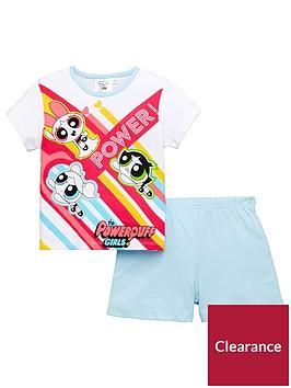 character-powerpuff-girls-shorty-pyjamas