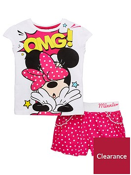 minnie-mouse-short-and-vest-set