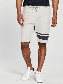 only-sons-only-amp-sons-stripe-sweat-shorts