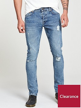 only-sons-only-amp-sons-spun-blue-damage-jeans