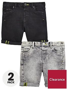mini-v-by-very-boys-denim-shorts-blackgrey