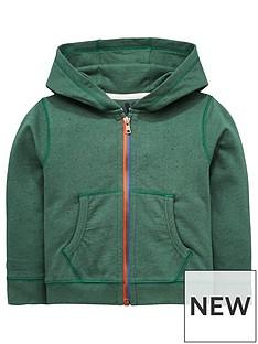 mini-v-by-very-boys-khaki-hoody-with-zip-detail