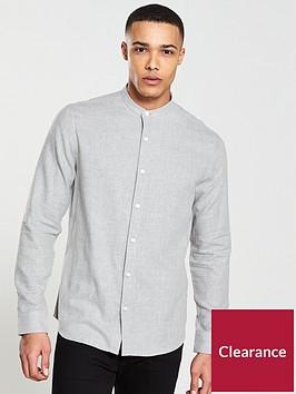 only-sons-nicholas-long-sleeve-melange-china-shirt