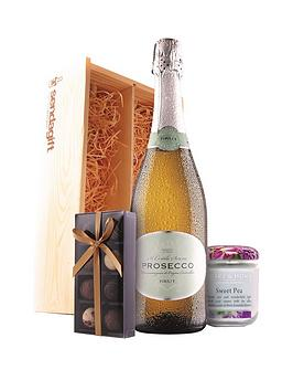 Virgin Wines Prosecco, Chocolates &Amp; Candle Gift Set thumbnail
