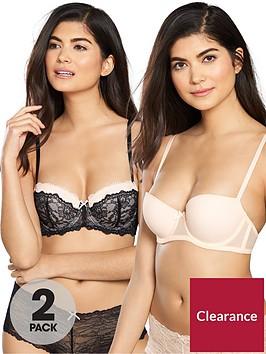 dorina-2-pack-layla-balconette-bra-blacklight-pink