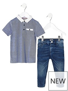 river-island-mini-boys-navy-polo-and-blue-jeans-outfit