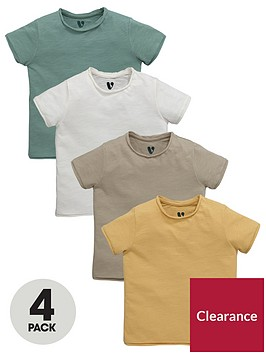 mini-v-by-very-boys-pack-of-4-roll-edge-t-shirts-multi