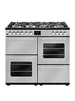 new-world-nw-100dft-100cm-dual-fuel-range-cooker-with-connection-silver