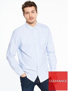 v-by-very-long-sleeve-pinstripe-oxford-shirt-bluewhite