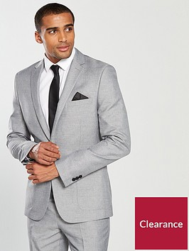 v-by-very-slim-textured-blazer-grey