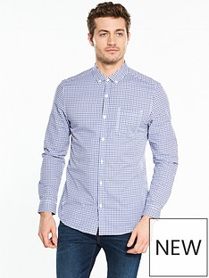 v-by-very-long-sleeve-white-based-gingham-check