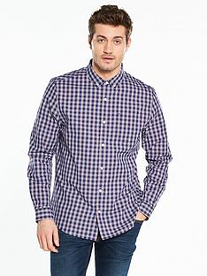 v-by-very-long-sleeve-navy-based-small-check