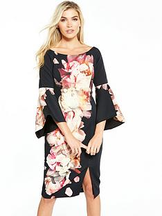coast-callie-scuba-printed-dress