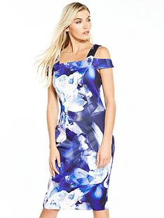 coast-idole-printed-scuba-dress