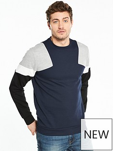 v-by-very-shoulder-panel-sweat