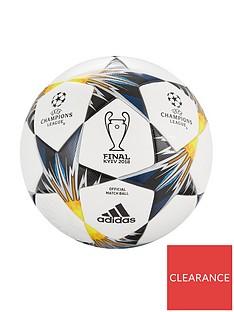 finest selection 5f3d4 cce3d adidas Finale Kiev Champions League Football