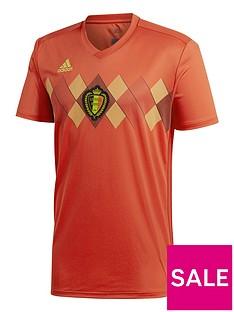 adidas Belgium Home Replica Shirt 1c9a5198d