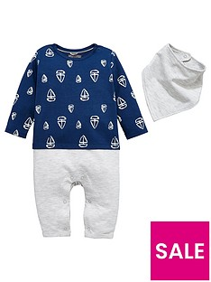 mini-v-by-very-baby-boys-boat-print-romper-amp-bib