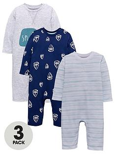 mini-v-by-very-baby-boys-3-pack-long-sleeve-rompers