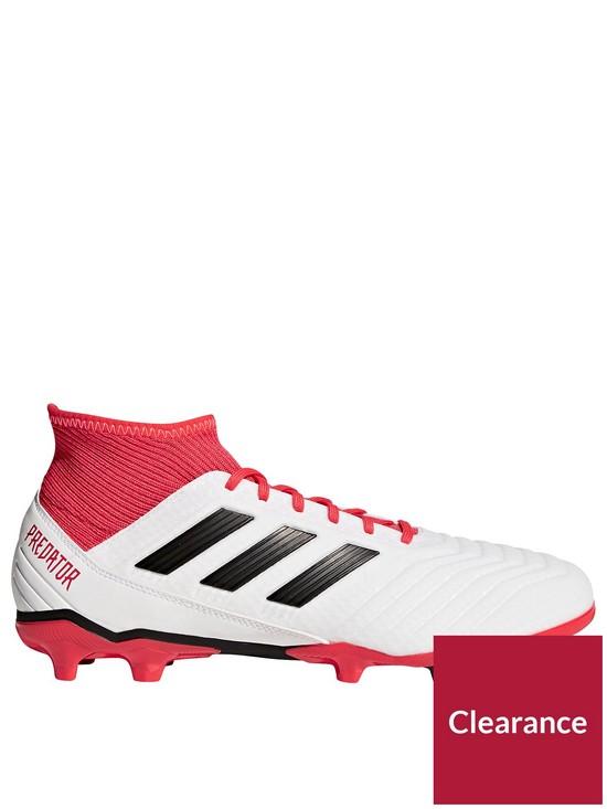 detailed look da553 4c237 ... size 9.5 uk 9 3c556 378fb  ireland adidas predator 18.3 firm ground football  boots very 1fd67 9aa9f