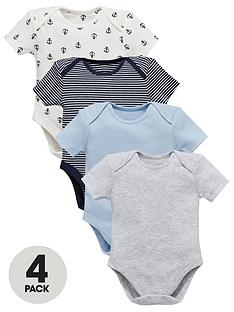 mini-v-by-very-baby-boys-4-pack-short-sleeve-stripe-amp-plain-bodysuits