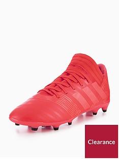 adidas-junior-nemeziz-173-firm-ground-football-boots-coral
