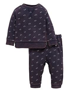 mini-v-by-very-baby-boys-whale-print-bleached-jogger-amp-sweat-set