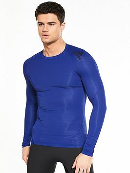 Photo of Adidas alpha skin baselayer long sleeve top