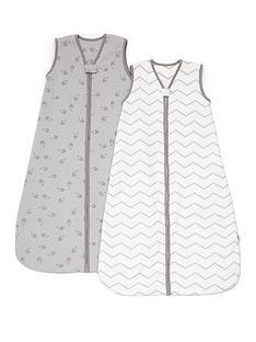 mamas-papas-mamas-papas-dreampod-sleep-bag-25-tog-pack-of-2-grey