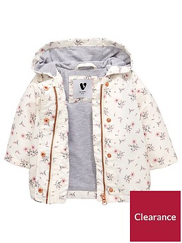 mini-v-by-very-baby-girls-floral-jersey-lined-hooded-parka