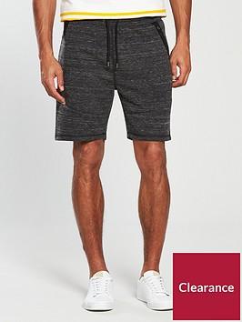 v-by-very-tech-sweat-zip-short