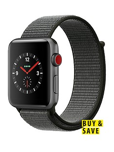 apple-watch-series-3-gps-cellular-42mm-space-grey-aluminium-case-with-dark-olive-sport-loop