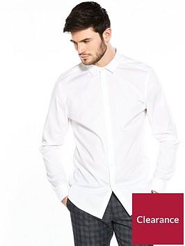v-by-very-mens-long-sleeve-slim-stretch-poplin-shirt-white