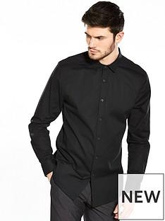 v-by-very-ls-slim-stretch-poplin-shirt