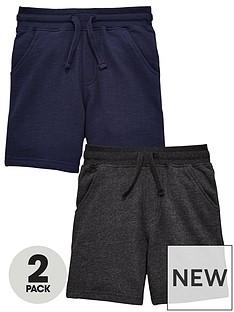 mini-v-by-very-boys-2-pack-sweat-short