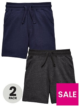mini-v-by-very-boys-2-pack-sweat-short