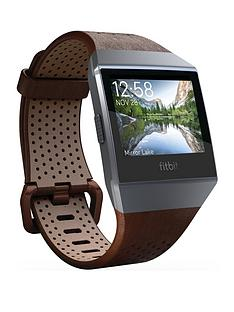 fitbit-fitbitnbspionic-leather-band-fitness-tracker-not-included