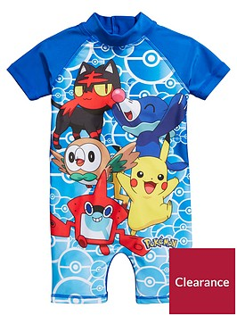 pokemon-boys-swim-swim-suit