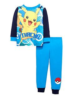 pokemon-boys-long-sleeve-pikachu-pyjamas