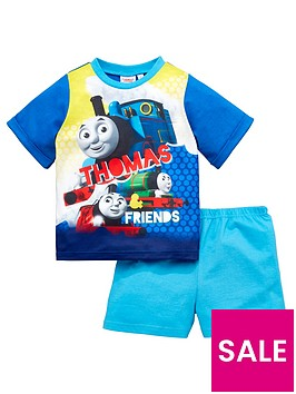 thomas-friends-thomas-boys-shorty-pyjamas