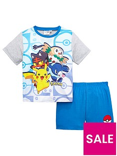 pokemon-boys-shorty-pyjams