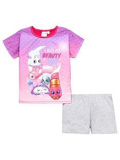 shopkins-girls-shorty-pyjamas