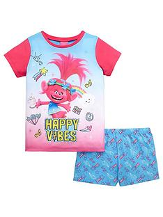 dreamworks-trolls-trolls-girls-shorty-pyjamas
