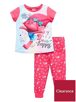 dreamworks-trolls-trolls-girls-short-sleeve-pyjamas