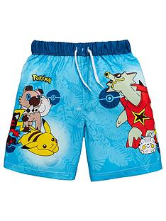 pokemon-boys-printed-swim-shorts