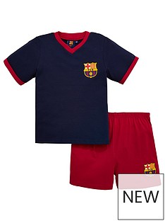 barcelona-fc-barcelona-unisex-shorty-football-pyjamas