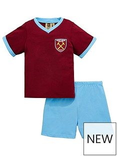 west-ham-united-west-ham-united-unisex-shorty-football-pyjamas