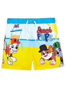 paw-patrol-paw-patrol-boys-beach-printed-swim-shorts