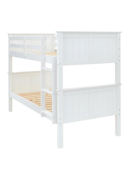 Classic Novara Bunk Bed With Mattress Options Buy And Save Very